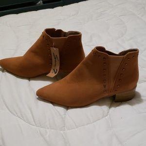 Seven pixie boots